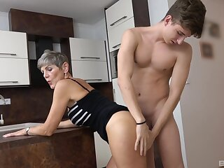Nikola is a leader hot lady who loves taking care of younger studs