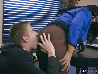 Anal for the top cougar vanguard office in scenes of hardcore