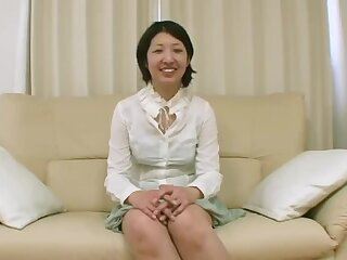 Honey Japanese mom featuring hot creampie