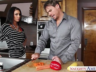 Dude is pettifoggery primarily his wife with her tread friend with big boobs Jessica Jaymes