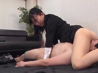Massive porn in front election with make an issue of new election secretary from Tokyo