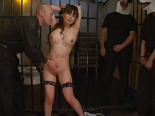 Asian Milf Gets Banged By Horny Pervs Obsessed In Bdsm